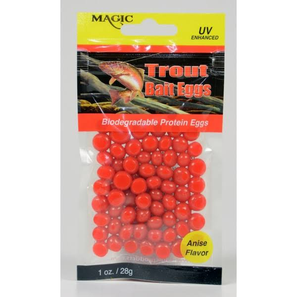 Magic 3144 Eggs Deep Trout Bait