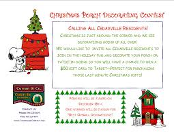Christmas Cubicle Decorating Contest Rules by Christmas Tree Decorating Contest Rules Ideas About Contest Rules