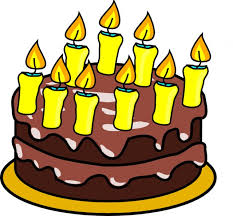 Happy Birthday Clip Art Animated Papers