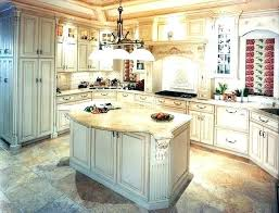 Shabby Chic Kitchen Cabinet Full Image For Hardware Wall