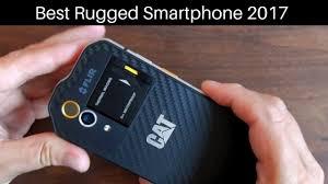Top 5 best rugged Smartphone 2017