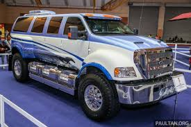 GALLERY: Sultan Of Johor's Ford F-650 Super Truck It Doesnt Get Bigger Or Badder Than Supertrucks Monster Ford F650 2007 Super Duty 4x4 Tow Trucks For Salefordf650 Xlt Cabfullerton Canew Car For Sale At Copart Oklahoma City Ok Lot 40786528 Shaqs New Extreme Costs A Cool 124k Truck Camionetas Pinterest 2006 Super Truck Show Shine Shannons Club Supertruck Used Other Pickups In Supercab Tow Truck Item K7454 3frnx6fc5bv377720 2011 Black Ford On Sale Ga