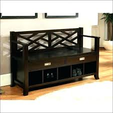 Outdoor Shoe Storage Bench Entryway With Plans Indoor Benches