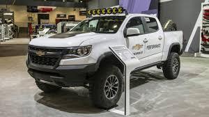 100 Chevy Truck Roll Bar SEMA 2017 2018 Colorado ZR2 AEV And Race Development Trucks