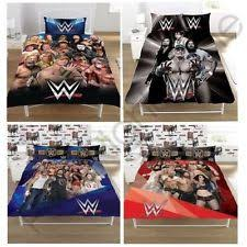 wwe kids teens bedding sets ebay