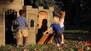 Windsor Castle Wooden Playhouse - YouTube A Diy Playhouse Looks Impressive With Fake Stone Exterior Paneling Build A Beautiful Playhouse Hgtv Building Our Backyard Castle Wood Naturally Emily Henderson Best Modern Ideas On Pinterest Kids Outdoor Backyard Castle Plans Plans Idea Forget The Couch Forts I Played In This As Kid Playhouses Playsets Swing Sets The Home Depot Pirate Ship Kits With Garden Delightful Picture Of Kid Playroom And Clubhouse Fort No Adults Allowed