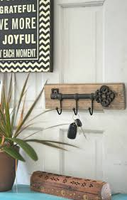 Organize Your Home In Rustic Style With Our Cast Iron Wall Keyholder The Key Holder Is A Great Addition To Any Decor