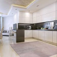 teppich waschbar beige granit muster design 1400j 120x170