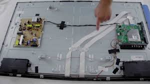 vizio led tv repair tv has backlights but no image on screen