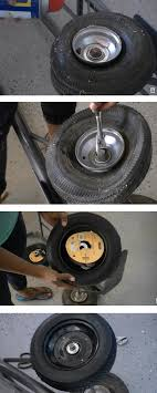 How To Replace A Tire On A Hand Truck Or Dolly | How To/diy ... Flatfree Hand Truck Tires Dolly Wheels Northern Tool Equipment Farm Ranch 13 In Pneumatic Tire 4packfr1035 The Home Depot Amazoncom Marathon 2802504 Flat Free Utility Top 5 Best Convertible Trucks 2018 Reviews And 2pk 10 Noflat 207549 Carts Dollies At Inch Wheel Assembly Cafree Universal 00210 Do It Best Wheelbarrow Roofing 4 Set Steel Air Wagon Ebay Replacement Parts