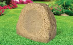 Rock Speaker Bluetooth Single Outdoor Bluetooth Garden and
