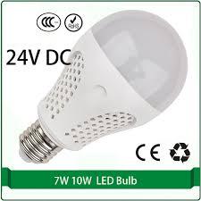 aliexpress buy 24 volt dc led bulbs 7w 10w bulb solar panel