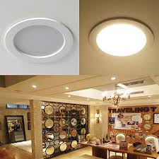 top living room retrofit recessed lighting can led 10w in 4 inch