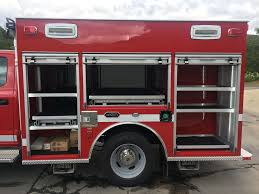 KME Light Duty Rescue Ford F-550 4x4 Fire Truck For Sale - Gorman ...