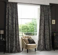 Curtain Ideas For Living Room Modern by Interior Beautiful Modern Curtain Designs For Windows Ideas Beige
