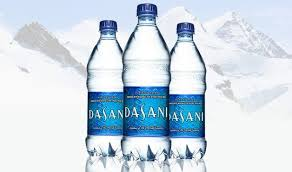 Case Dasani Water 24 20oz