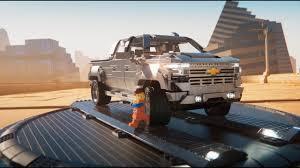 100 Chevy Truck Super Bowl Commercial 2019 CHEVROLET SILVERADO LEGO Getaway
