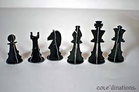 DIY Chess Set Darice 6