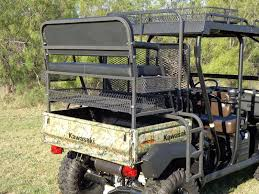 100 Truck Hunting Accessories 4x4 UTV Kawasaki Mule Rear High Seat Ranger