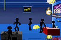 play stickman death living room play free games online