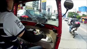 100 Mckinley Trucking Auto Rickshaw In The Metro EDSA To McKinley YouTube