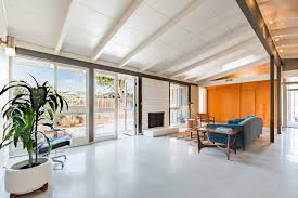 100 Long Beach Architect A Restored Cliff May Home Lists In For 849k