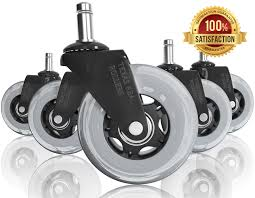 Galleon - Texas Real Rollers Office Chair Caster Wheels | For Home ... Amazoncom Opttico Office Chair Caster Wheels Replacement Black 3 Set Of 5 By Lehawk Universal Heavy Rollerblade Casters For Herman Miller Aeron 6pcs Wheel Swivel Mute Hard Soft Pu Castor For Timber Floor Pack Duty Stem Roller 3inch 1pcs 40kg 2 Improv Carpet Floors Slipstick Foot Desk No Without White Luxura Computer With Which One Should I Choose