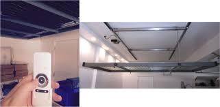 Hyloft Ceiling Storage Uk by Amazon Com Auxx Lift Motorized Home Storage System Home U0026 Kitchen