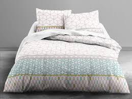 lit couette de lit unique hugo linge de lit parure taie
