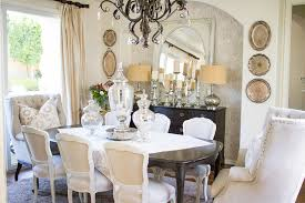 Elegant Dining Room Tour