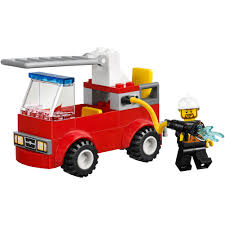 LEGO Juniors Fire Emergency - Walmart.com