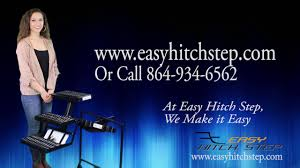 Easy Hitch Step Products For Trucks And Campers - Best Hitch Step ...