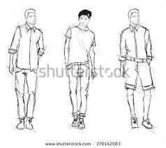 Handsome Stylish Man Showcasing Street Fashion