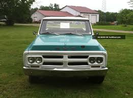 1972 Gmc / Chevy 1 / 2 Ton Pickup Truck
