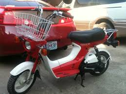 Buy 1981 Honda Express SR 50 Scooter Vintage On 2040 Motos