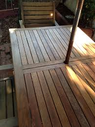 Restaining A Deck Do It Yourself by Bringing Teak Outdoor Furniture Back From The Brink Old Town Home