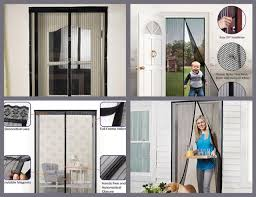 5 Best Magnetic Screen Door Reviews for bug free Home 2018
