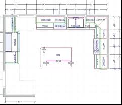 Kitchen Layout Planner Free Design Tool L Shaped Dimensions U Remodel Before And