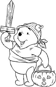 Disney Princess Halloween Printable Coloring Pages Pdf Kids Free Pooh Pirate For Adults