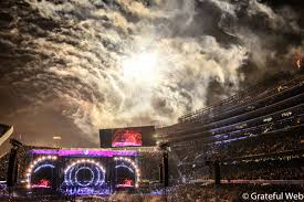 Il Lottery Halloween Raffle 2014 by Gd 50 Soldier Field Review U0026 Photos Grateful Web