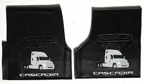 Amazon Prime Car Floor Mats by Amazon Com Freightliner Cascadia Rubber All Weather Oem Floor