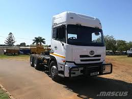 Nissan UD460 TRUCK TRACTOR, HIGH ROOF SLEEPER CAB WITH HY, Kaina: 22 ...