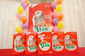 Meet The Honorary Real Trix Rabbit