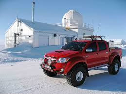 100 Toyota Truck Top Gear Arctic S Magnetic North Pole Expedition Flickr