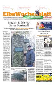 eidelstedt kw49 2016 by elbe wochenblatt verlagsgesellschaft