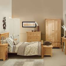 Cute Oak Bedroom Furniture Harrogate Collection