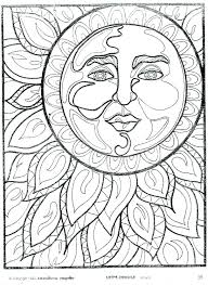 Simple Sunflower Coloring Pages 2688350