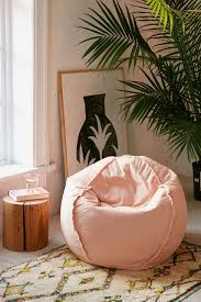 Exposed Seam Bean Bag Chair | #UOHome | Oversized Bean Bag Chairs ... X Rocker 132 Round Extra Large Shiny Bean Bag Multiple Colors Chair Big Inflatable Seat Bearing 220lb For Adult Football Sport L White And Azure Cover Made In Eco Leather Folding Chairs Plastic Wooden Fabric Metal Shop Asher Faux Suede 65foot Lounge Beanbag By Christopher Bed Beans Funky Sports Adults Cordaroys Convertible Bags Theres A Bed Inside Full Fashion Sofa Air Soccar Self Types Of Its Hippie History June 2019