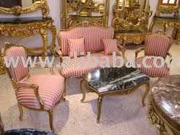 French Salon Furniture