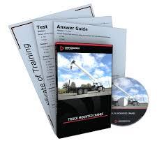 100 Truck Mounted Cranes Convergence Training C540 DVD Amazoncom